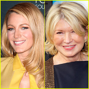 Blake Lively Responds to Martha Stewart's Negative Comments on 'Preserve'