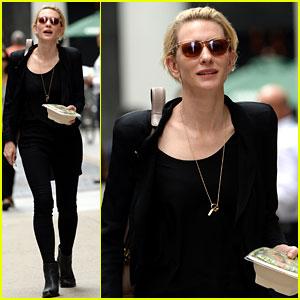 Cate Blanchett Desperately Wanted to Play a Dwarf & Wear a Beard