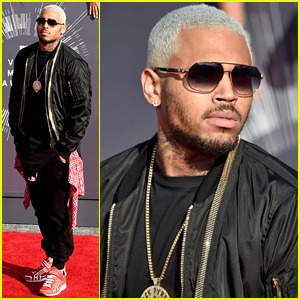 Chris Brown Comments on the Suge Knight Shooting at His Pre-MTV VMAs 2014 Party