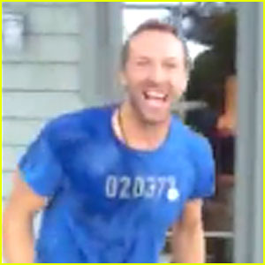 Chris Martin Responds to Ex Gwyneth Paltrow's Ice Bucket Challenge