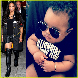 Ciara Shares Adorable New Pictures of Baby Boy Future ...