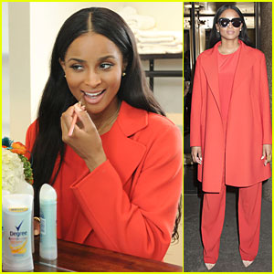 Ciara Steps Out After Ending Engagement With Fiance Future