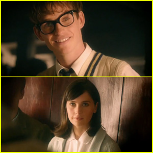 Eddie Redmayne Stars as Stephen Hawking in 'The Theory of Everything' Trailer - Watch Now!