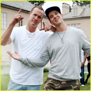 Eli & Peyton Manning's New DIRECTV Rap Video is Amazing!