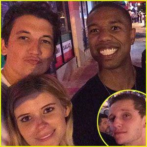 'Fantastic Four' Wraps Production, Kate Mara Tweets News