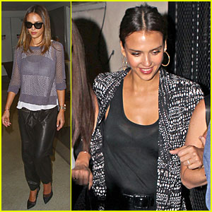 Find Out Why Jessica Alba Worked With Choreographer For 'Sin City' Sequel