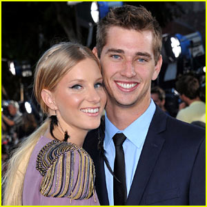 Glee's Heather Morris Reportedly Engaged to Taylor Hubbe