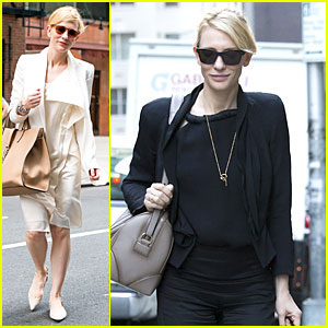 Hurry Up! Cate Blanchett Wraps 'The Maids' This Weekend