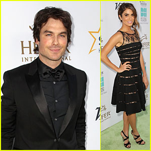 are ian somerhalder and nina dobrev still dating august 2012