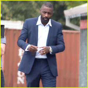 Idris Elba Explains the Mystery Bulge in His Pants – What Is It