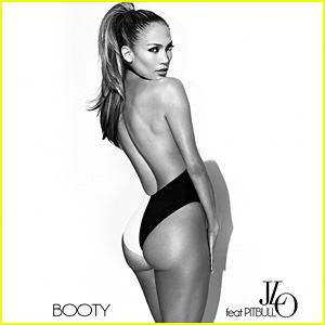 Jennifer Lopez Chooses 'Booty' As Next Single & Reveals Official Artwork - See The Hot Pic Now!