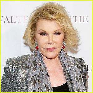 Joan Rivers' Family Releases Another Statement: 'We Are Keeping Our Fingers Crossed'