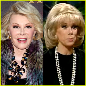 This Joan Rivers Interview from 1986 is a Must See Video