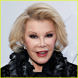Joan Rivers Upgraded to Stable Condition After Surgery Scare