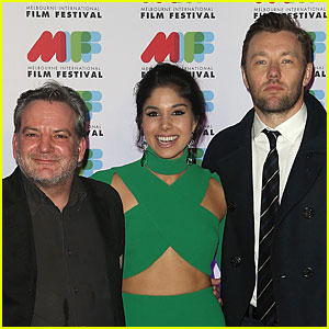 Joel Edgerton Looks Handsome at 'Felony' Melbourne Premiere!