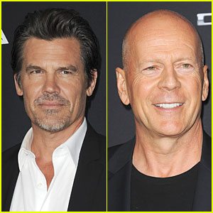 Josh Brolin & Bruce Willis Bring 'Sin City: A Dame to Kill For' to Hollywood