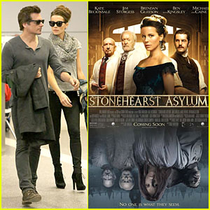 Kate Beckinsale Makes Us Crazy at 'Stonehearst Asylum' in New Trailer - Watch Now!