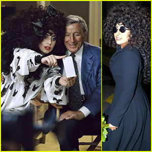 Lady Gaga Never Thought She'd Have a Friend Like Tony Bennett!