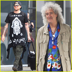 Queen's Brian May Praises Adam Lambert: He Has 'Woken Us Up'