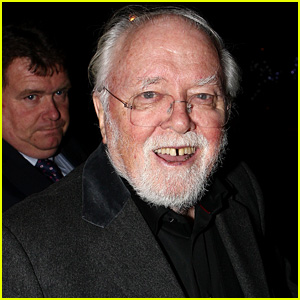 'Jurassic Park' Actor Richard Attenborough Dies at Age 90