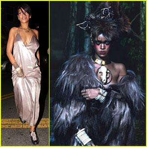 Rihanna Turns Into an Eskimo for 'W Magazine' September Issue