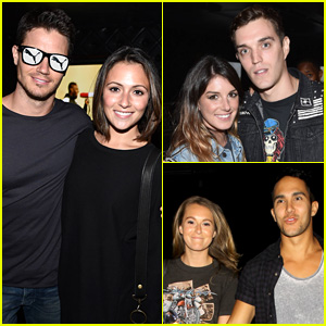 alexa vega dating Wedding bells will soon be ringing for big time rush's carlos pena and his fiancée, spy kids star alexa vega the happy couple, who have been dating since last year, announced their.