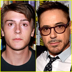 Robert Downey Jr.'s Son Indio Charged with Felony Drug Possession