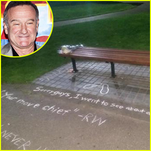 Scenic Photos: Death Scene Photos Robin Williams