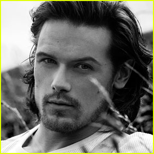 Outlander's Sam Heughan Takes JJ's Spotlight - Scotland Edition! (Exclusive Pics)