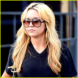 Amanda Bynes Arrested for DUI