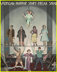 These 'American Horror Story: Freak Show' Trailers Are So Awesomely Scary - Watch Now!