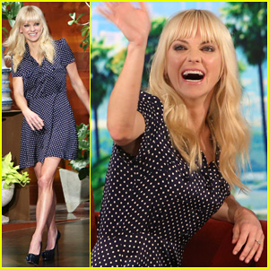 Anna Faris Prank Calls Hubby Chris Pratt on 'The Ellen DeGeneres Show' - Watch Here!