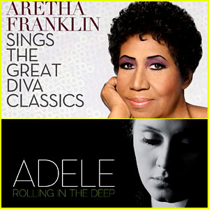 Aretha Franklin Covers Adele's 'Rolling in the Deep' - Listen Now!