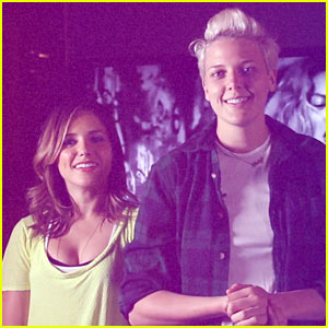 Betty Who Dances to Beyonce with Sophia Bush for Web-Series (Exclusive Premiere)