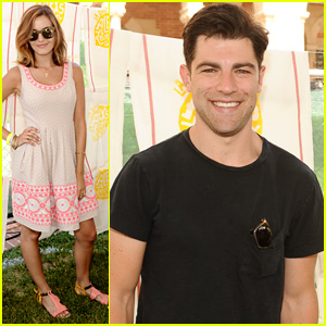 Camilla Belle & Max Greenfield Support 'L.A. Loves Alex's Lemonade' Fundraiser