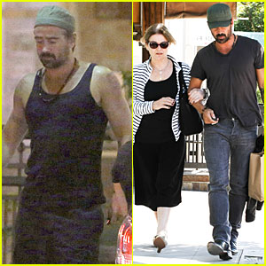 Awww... Colin Farrell is Such a Momma's Boy!