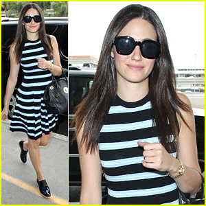 Emmy Rossum Debuts New 'You're Not You' Trailer - Watch Here!