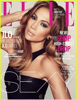Jennifer Lopez Opens Up About Love in 'Elle UK's October 2014 Issue: 'I Still Believe In Love'