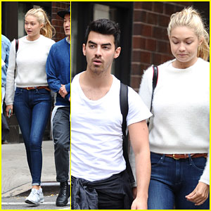 Joe Jonas & Gigi Hadid Hang Out in NYC Sparking More Dating Rumors!
