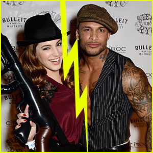 Kelly Brook & David McIntosh Split, End Engagement