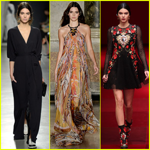 Kendall Jenner Continues to Take Milan Fashion Week By Storm!