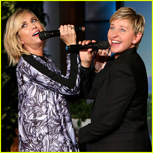 Kristen Wiig Sings 'Let It Go' Awfully with Ellen DeGeneres - Watch the Funny Video!