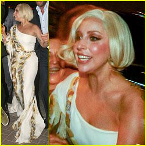 Lady Gaga's Fans Sing 'Gypsy' Near Her Hotel Window in Israel