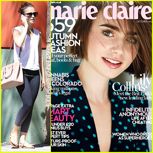 Lily Collins Reveals She Lost Out on a 'Gossip Girl' Role