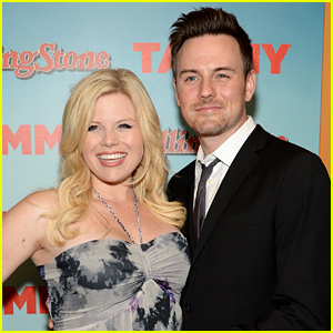 Megan Hilty Welcomes Baby Girl Viola Philomena with Husband Brian Gallagher!