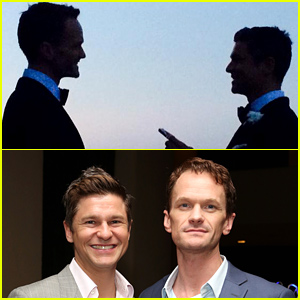 Neil Patrick Harris & David Burtka Are Married, Wed After 10 Years Together!