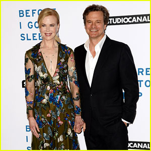 Nicole Kidman Is a Floral Goddess at 'Before I Go to Sleep' UK Gala Screening