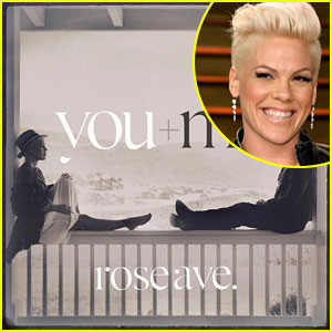 Pink Releases New Song 'Capsized' for You+Me Project