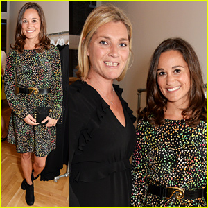 Pippa Middleton Lands a Top 10 Spot in UK's Most Fashionable Women List!