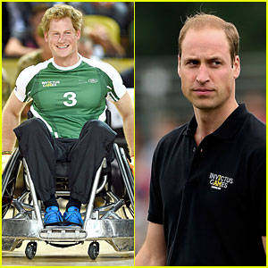 Prince Harry's Motorcade Involved in Car Crash Before Invictus Games